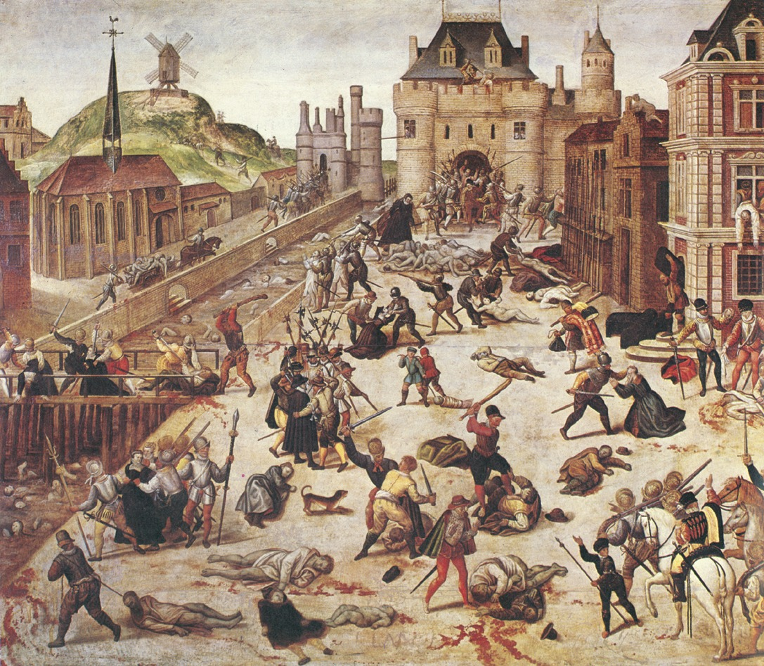 a history of religious riots in france during the sixteenth century Religious division also, similar to much of the rest of europe, france was troubled by religious division france at one time had been united by its allegiance to roman catholicism, but in the 16th century, john calvin's teachings began to spread widely many of the friars, disgusted with the.